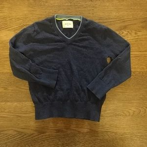 Bellerose sweater navy size 4